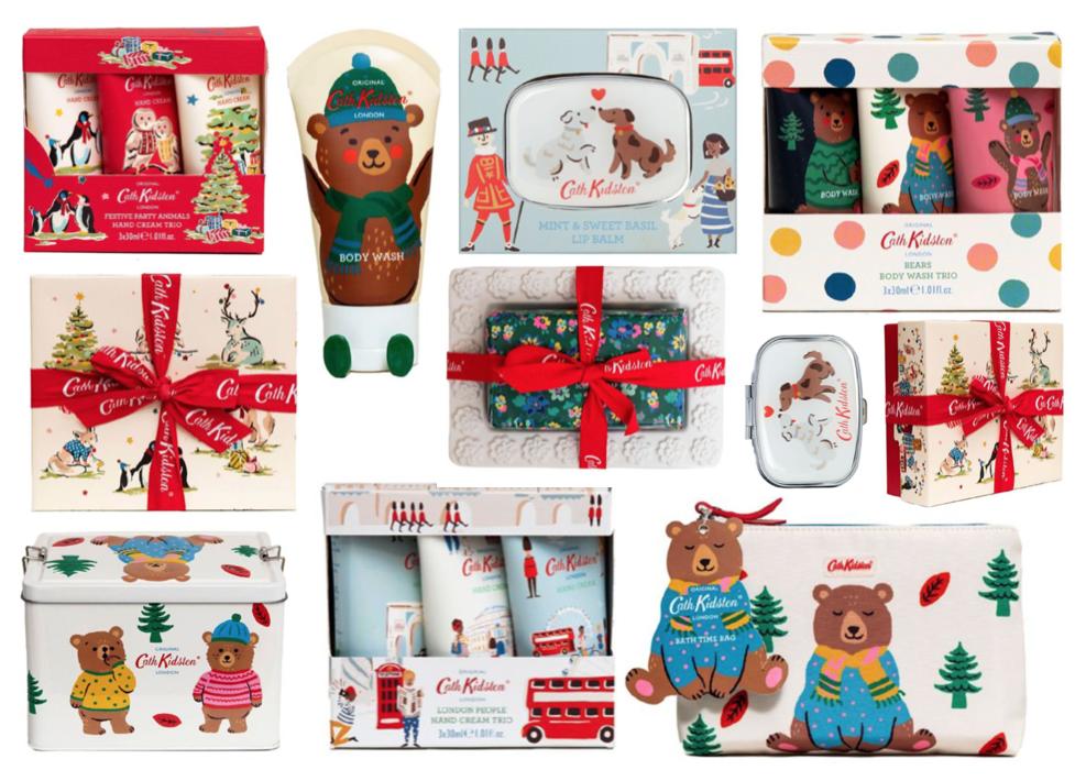 Cath Kidston Christmas 2020 Gift Sets
