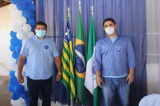 Elesbão Veloso: Candidatos a prefeito e vice pela situação testam positivo para Covid-19.