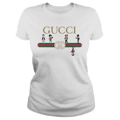 Stranger Things Gucci Gang T Shirt Hoodie Sweatshirt and Long Sleeve Shirt