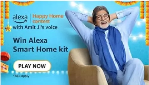 Amit Ji's voice on Alexa can be accessed on which of these devices? (need to double check this question)
