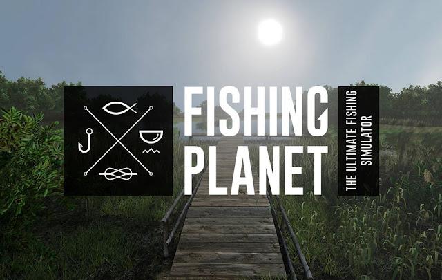 الإعلان رسميا عن لعبة صيد الأسماك المجانية Fishing Planet للمنصات المنزلية