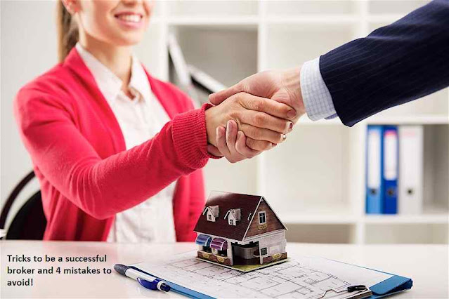 Tricks to be a successful broker