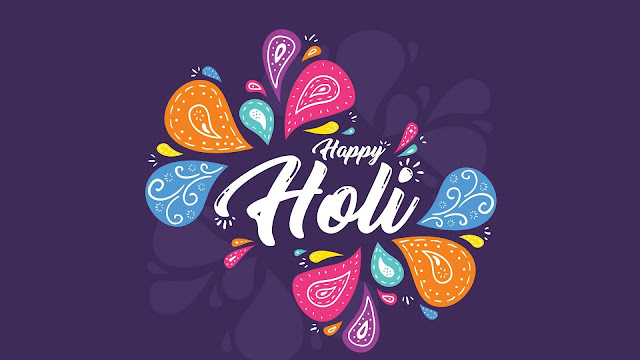 Happy Holi Wallpaper HD