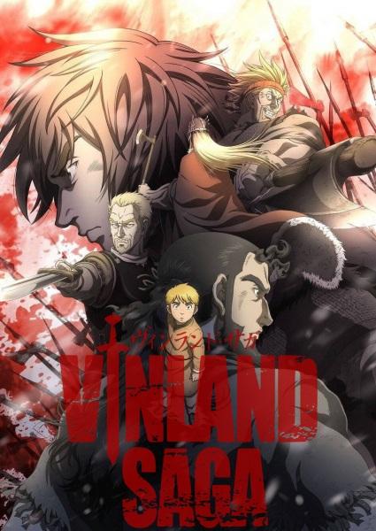 تقرير انمي  Vinland Saga فينلاند ساغا