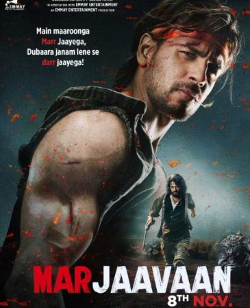 Marjaavaan Movie Full HD Download