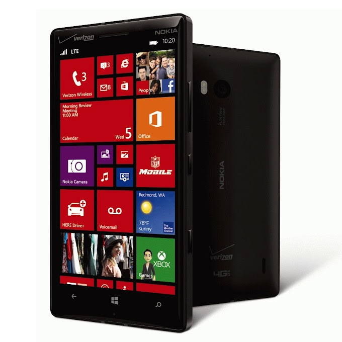 Nokia Lumia Icon - Video Reviews