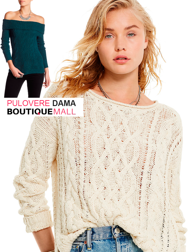 Pulovere dama Boutique Mall