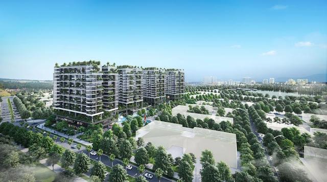 Dự án Sunshine Green Iconic ở đâu Long Biên Hà Nội