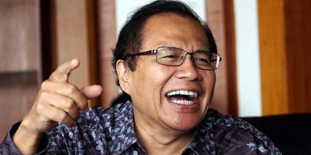 Investor Global Bond Dapat Subsidi Rp 9,3 T, Rizal Ramli: Jelas Kan Kenapa Dijuluki Menkeu Terbalik