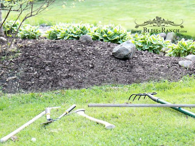 mulch tools