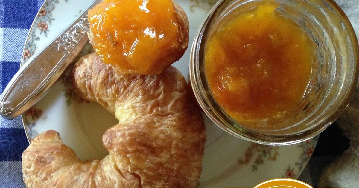 Turnips 2 Tangerines: Apricot Lavender Jam