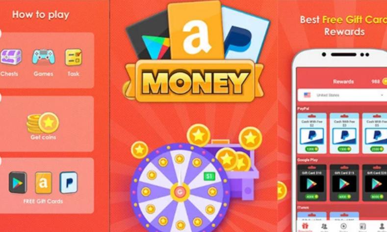 aplikasi penghasil uang Gift Wallet