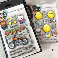 Biker Bunnies and Lil Chicks Bundle Pack Special