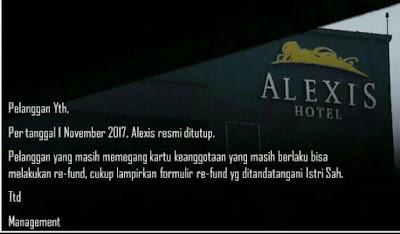 10 Meme 'Hotel Alexis Tutup' Ini Kocaknya Lebih Menghibur Dibanding Dipijat