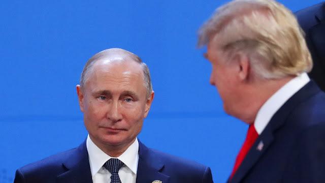 Donald Trump confirma que se reunirá con Vladímir Putin en el marco del G-20
