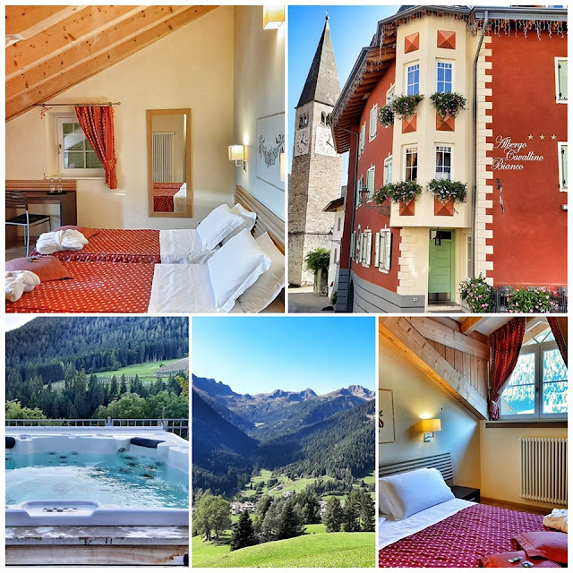 hotel per escursionisti trekking friendly