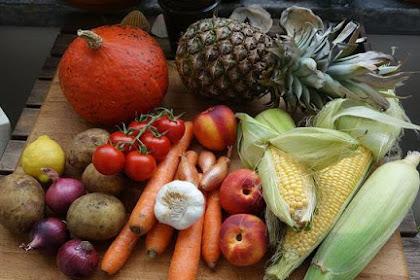 Bahan Makanan Yang Mudah Ditemukan Untuk Cegah Corona