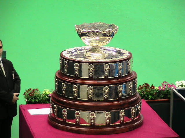 History Of Davis Cup - Tennis