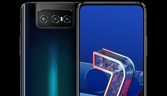 Sorteio de um Asus Zenfone 7 Pro 8GB + 256GB