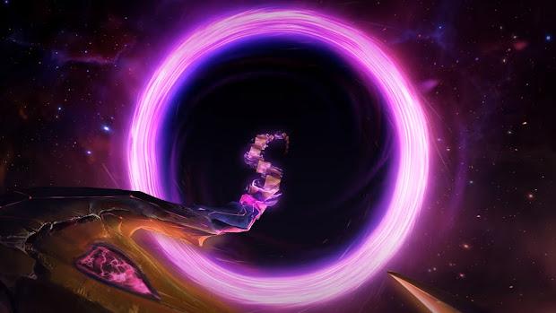 Surrender 20 Skin Teaser Dark Star Thresh & Varus
