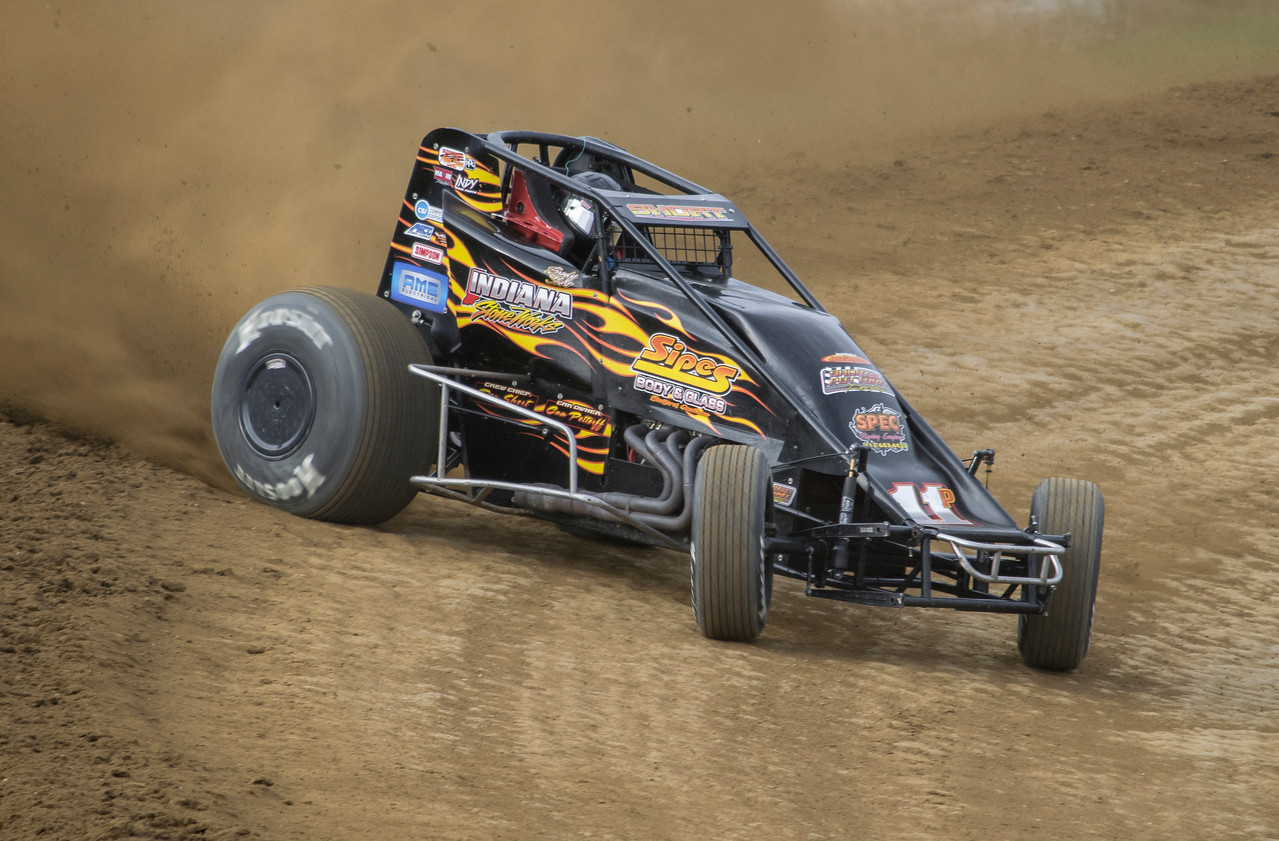 indiana sprint car news: indiana sprint week: lincoln park speedway