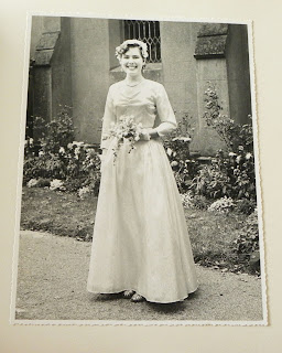 Barbara Townson, bridesmaid