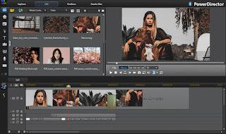 aplikasi edit video cyberlink powerdirector