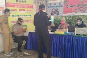 Antusias Masyarakat Sangat Tinggi Untuk Ikuti Vaksinasi di Kelurahan Angke