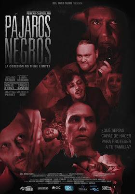Pájaros Negros 2015 DVDCustom HDRip NTSC Latino