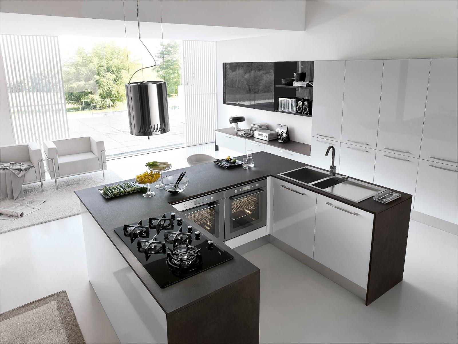 Cucina modello Nice di Forma La Cucina