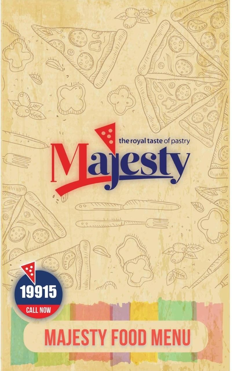 أسعار منيو وفروع ورقم مطعم ماجيستى Majesty