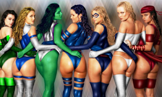 Sexy Heroes