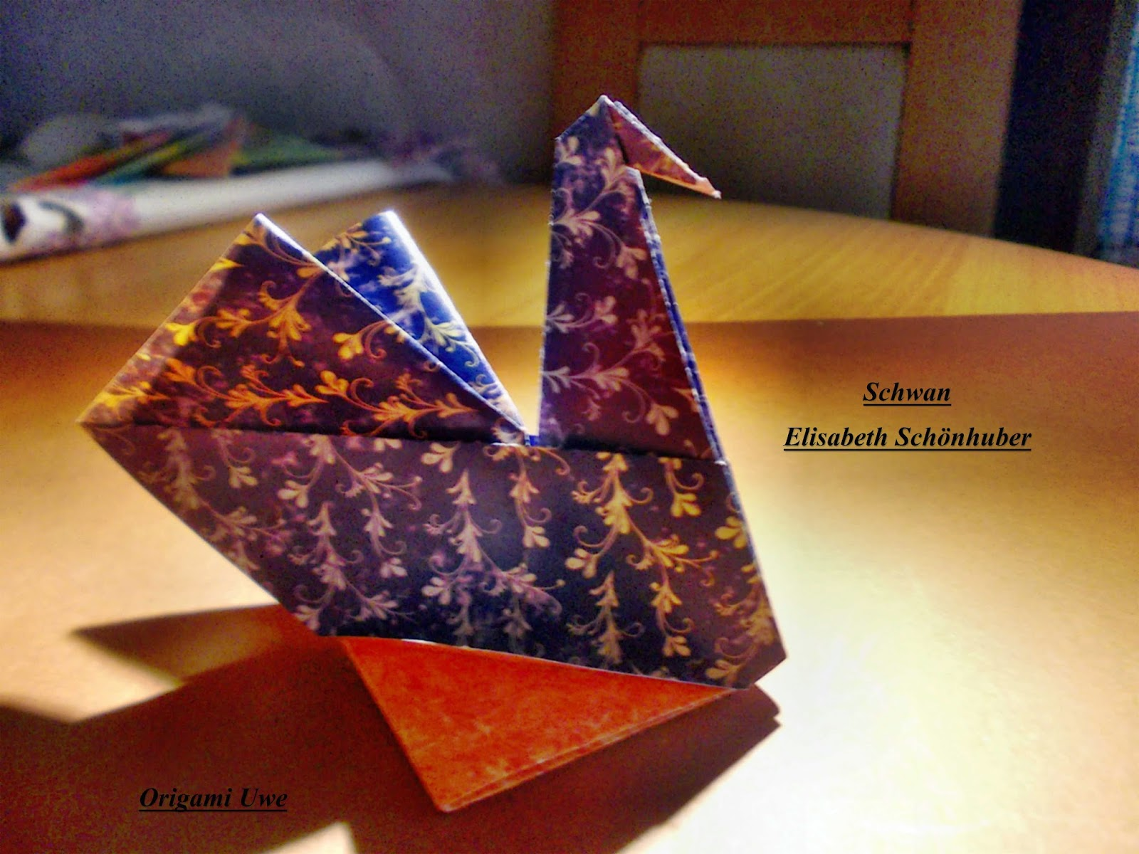 Origami Fleurogami Und Sterne