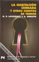 La habitación cerrada y otros cuentos de terror / H.P. Lovecraft y August Derleth