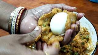 Recipe for Nargisi Kofta