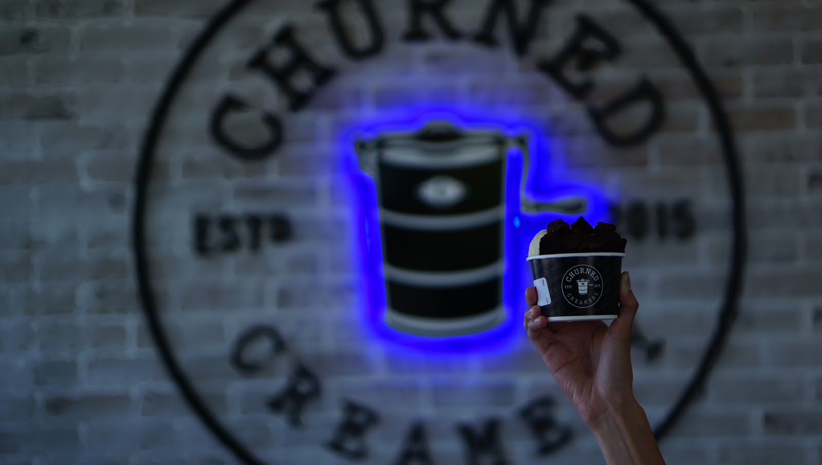 June 3 | Churned Creamery Opens In Cypress - Free Ice Cream Giveaway