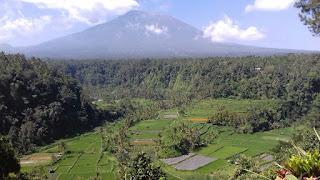 Inilah Gunung Yang Ada Di Tiap Kabupaten Di Bali