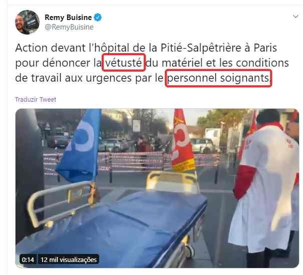 enfermeiro em francês dilaaulasdefrances