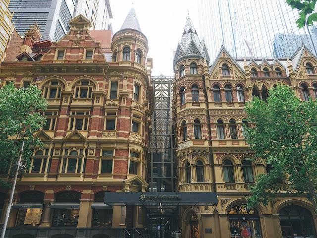 インターコンチネンタル・メルボルン・ザ・リアルト(InterContinental Melbourne The Rialto)