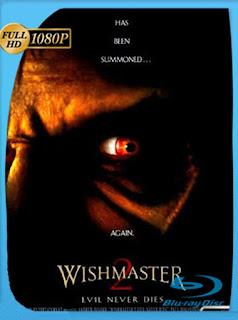Wishmaster 2 [1999] HD [1080p] Latino [GoogleDrive] SilvestreHD