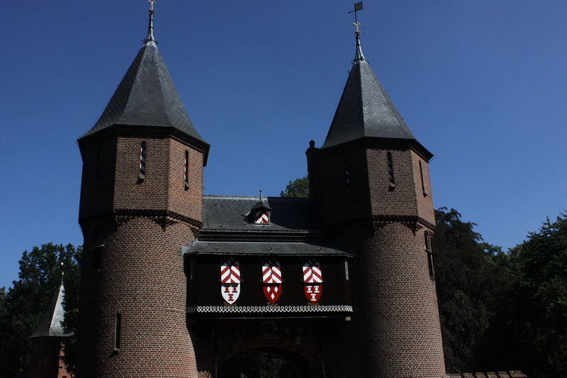 Lâu đài ở Utrecht