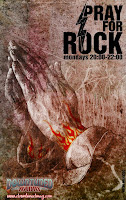 pray for rock radioshiow, downtuned radio