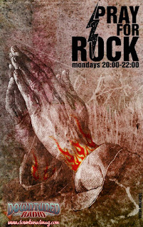 pray for rock radioshiow, downtuned radio