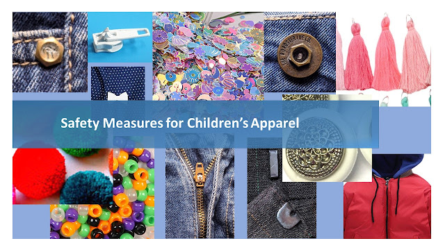 Safety measures for children's apparel