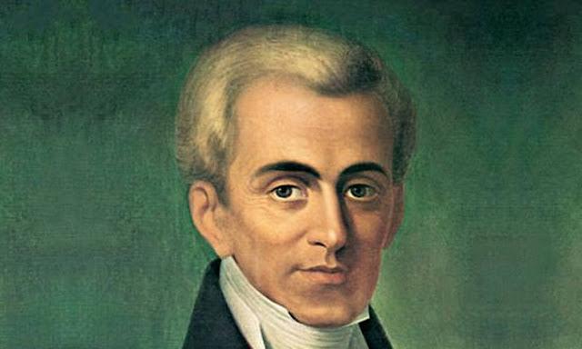 11 Φεβρουαρίου 1776: Γεννιέται ο μεγάλος Έλληνας διπλωμάτης και πολιτικός Ιωάννης Καποδίστριας