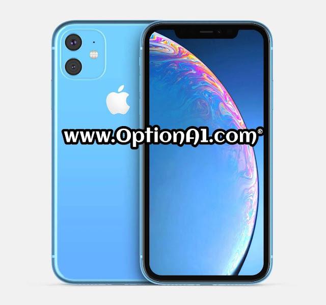 تظهر واجهة هاتف iPhone 11R بالصوره السابقه بدون تغيير تمامًا مقارنةً بجهاز iPhone XR ولا ينبغي أن يكون هذا مفاجئًا حيث يمكن قول الشيء نفسه بالضبط عن هاتف iPhone 11  و هاتف iPhone 11 Max