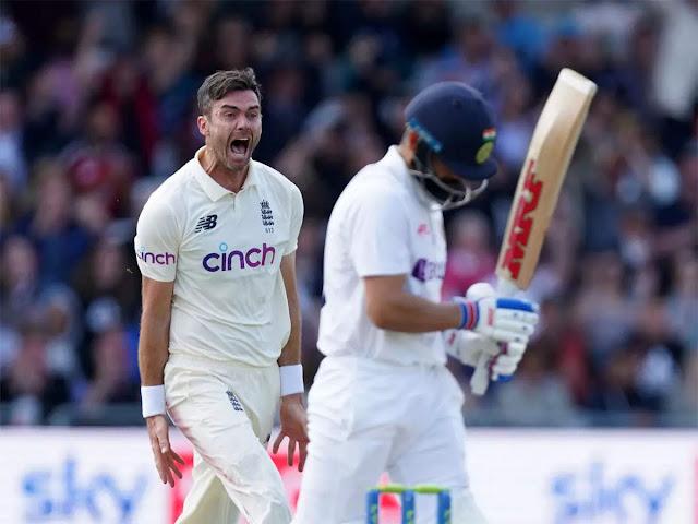 India vs England, 3rd Test