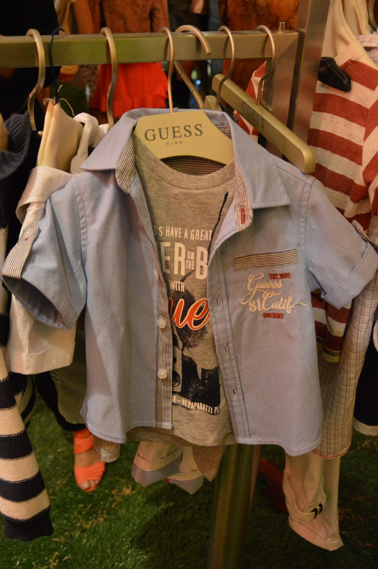 Guess Kids Aperitif party   Don't Call Me Fashion Blogger! Roma