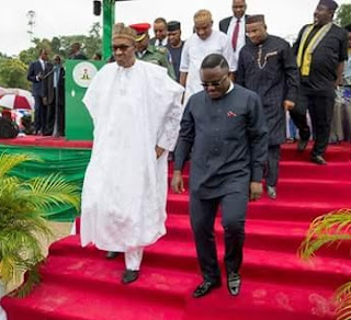 Why I Fell In Love With Buhari - PDP Governor Ben Ayade of C'River