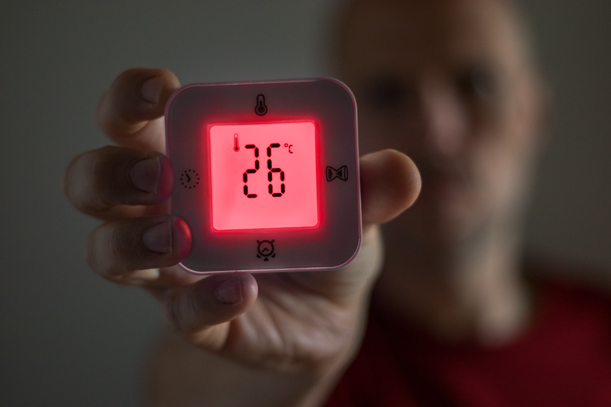 Win a darkroom Timer/Thermometer and see how I made it